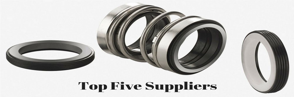 List of Top Five Suppliers of Mechanical Seals
