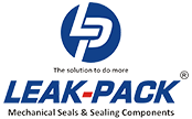 Logo of Leak Pack - Leading Mechanical Seals Manufacturer in India