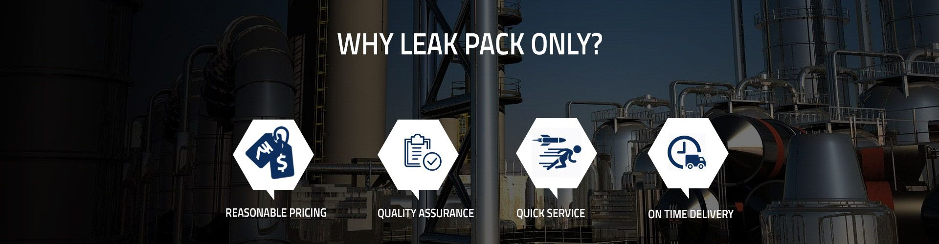Why Leak-Pack the leading Mechanical Seals Manufacturer, Supplier in India