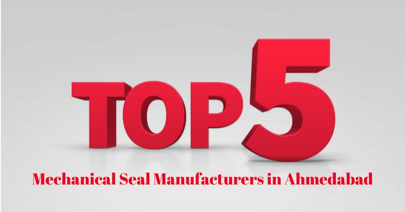 Image of Top Five Mechanical Seal Manufacturers in Ahmedabad