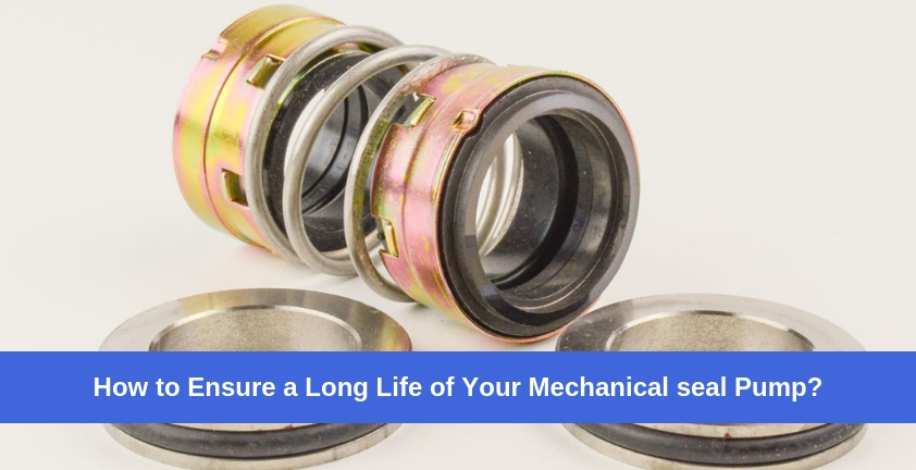 Long Life of Mechanical Seal Pump