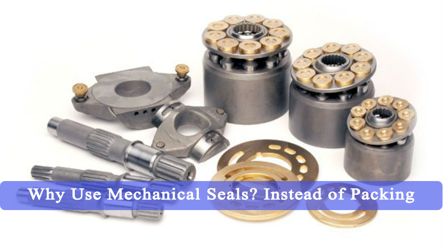 use mechanical seal