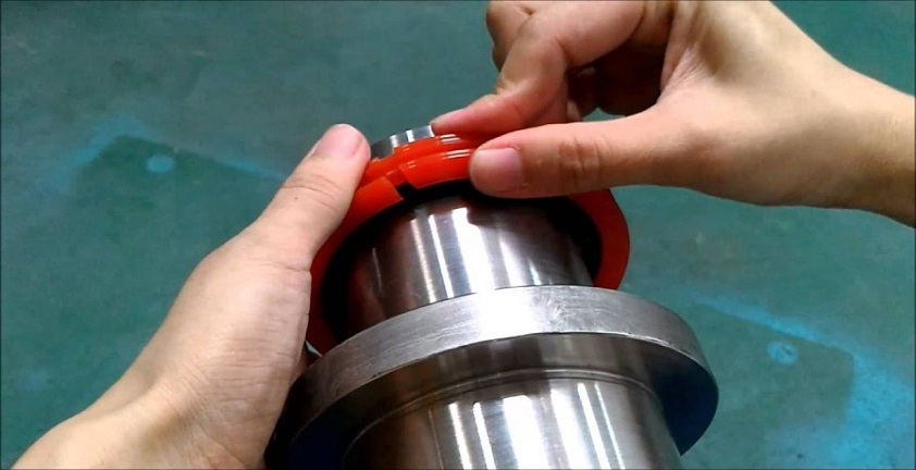 Installation of Split Mechanical Seal