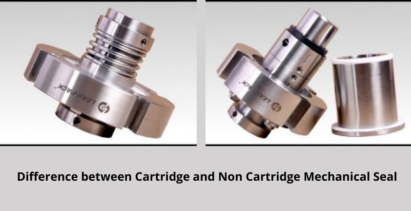 Difference between Cartridge and Non Cartridge Mechanical Seal